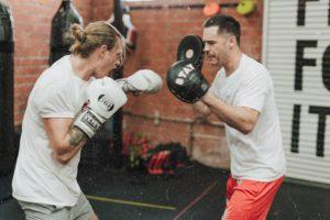 Fighter und Kampfsport Unternehmer Markus Adam nutzt die Chancen der Digitalisierung
